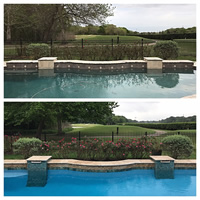 Kenny Pools Gallery - Swimming Pool Features | 713-898-0812 ...