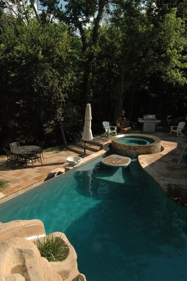 Free Swimming Pool: Kenny Pools Gallery - Free Form Swimming Pools
