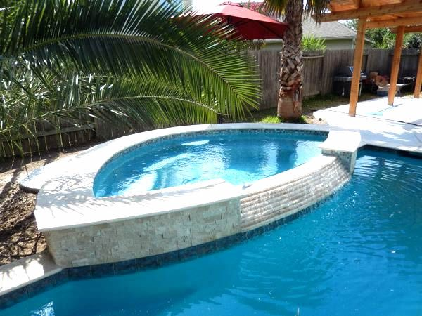 Kenny pools gallery spas and hot tubs 713 898 0812 for Kenny pool design
