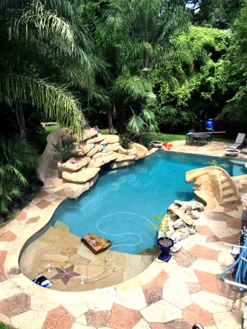 Kenny Pools | 713-898-0812 | Houston Texas swimming pool and spa ...