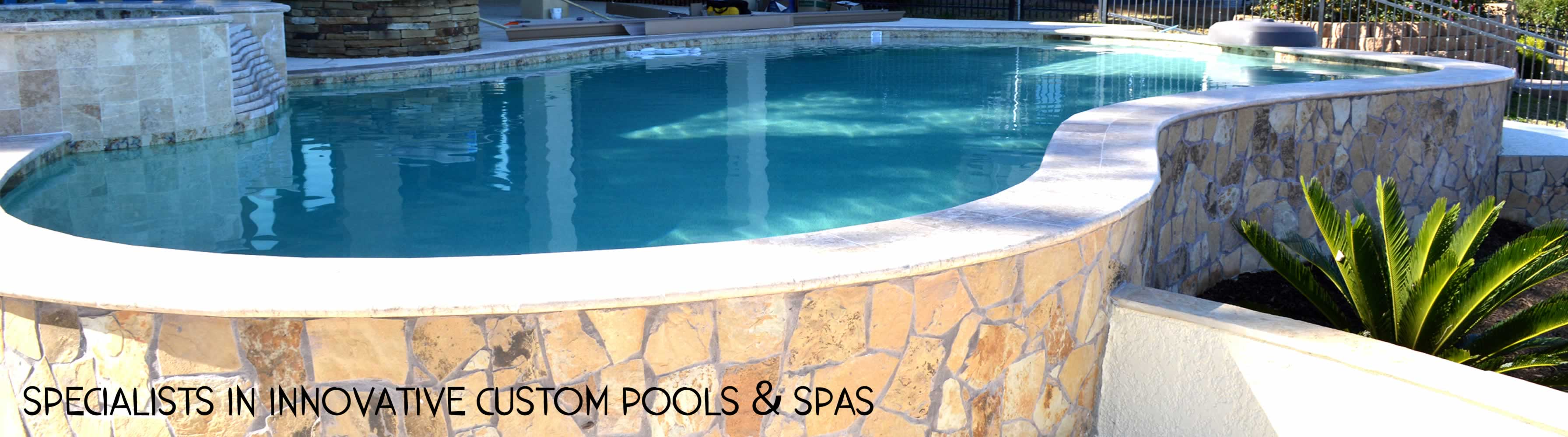 Pool and spa inspiring home design for Pool design houston tx