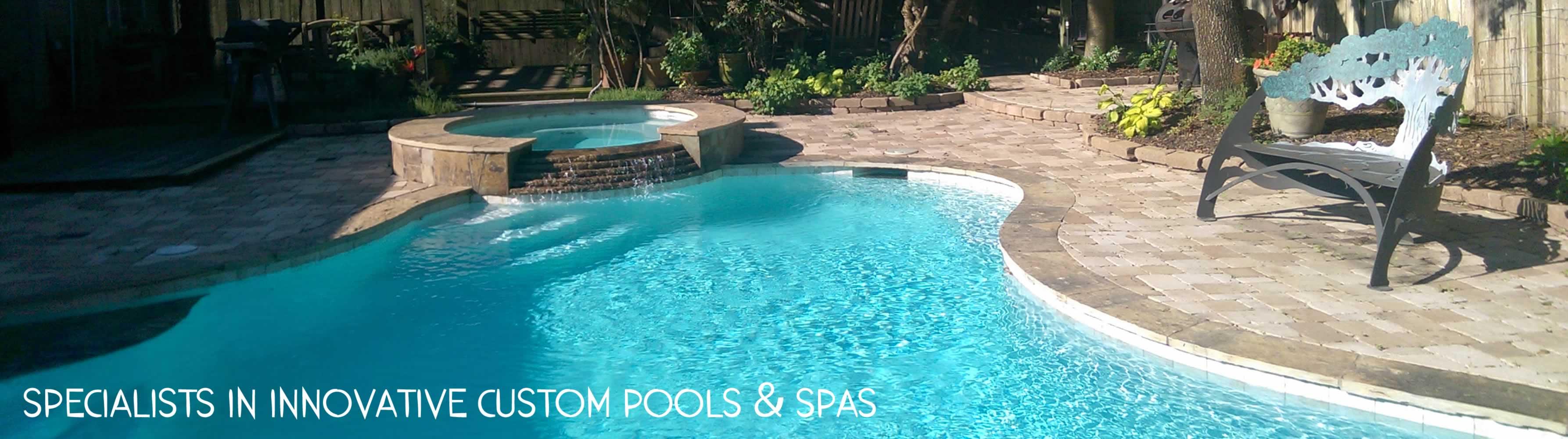 Kenny pools design 713 898 0812 houston texas swimming for Kenny pool design