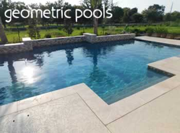 Kenny Pools Gallery - Geometric Swimming Pools | 713-898-0812 ...